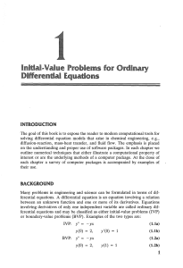 PDF (Chapter 1 - Initial-Value Problems for