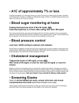 """ABC`s of Diabetes"" form here."
