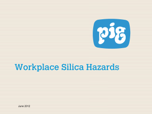 Workplace Silica Hazards