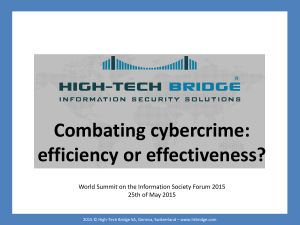 6_HighTechBridge_WSIS_2015_IK