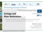 Ecology and River Restoration - the River Restoration Centre