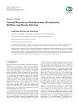 General Overview on Nontuberculous Mycobacteria, Biofilms, and