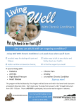 With Chronic Conditions - Sawtooth Mountain Clinic