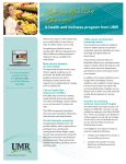 A health and wellness program from UMR