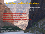 Geochronology - The Grand Canyon Association