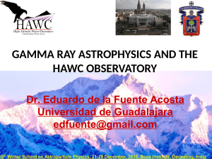 Physical Processes of Gamma Ray Emission in Astrophysics