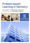 Problem-based Learning in Dentistry