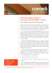 Structural timber design to Eurocode 5 (IS EN 1995-1-1) rules