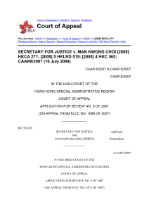 file - Compendium of Court Decisions