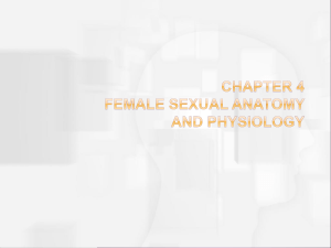 Chapter 6 Sexual Arousal and Response