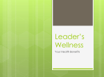 Leader*s Wellness - Eastern Canadian District