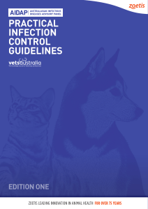 practical infection control guidelines