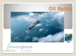 Oil Spills - Enviro Global Solutions