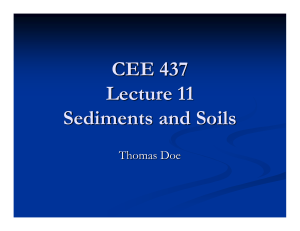 Lecture 2 — Earth Materials and Igneous Rocks