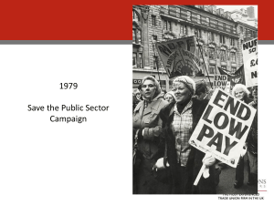 Victoria Phillips - Equalities in an age of austerity