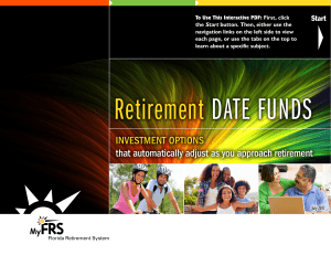 Retirement Date Fund