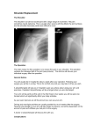 Shoulder replacement - shoulder surgery in Scotland