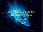 Hitchhiker*s Guide to the Respiratory System