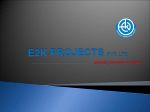 E2K PROJECTS PRIVATE LIMITED