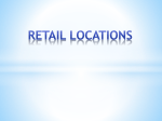 Retail Locations - michellevillanda