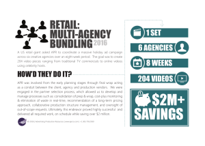 $2M+ SAVINGS - Advertising Production Resources