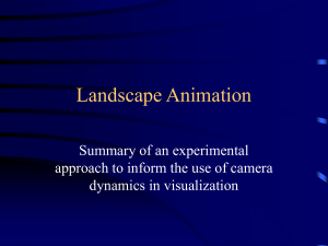 Landscape Animation