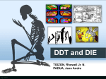 DDT - Chemical and Molecular Toxicology
