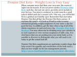 Premier Diet Keto - Weight Loss Is Very Easy.output